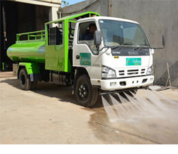 Road Washer